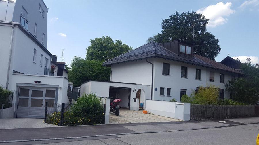 Dachaufstockung Muenchen - 01