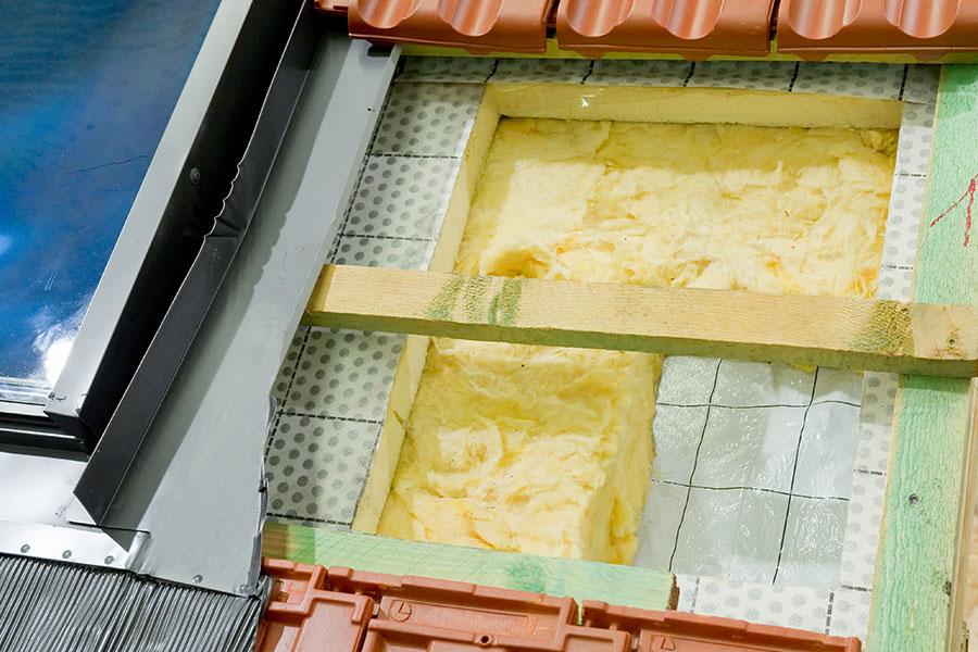 Dachdaemmung Muenchen 1 - Dachdämmung