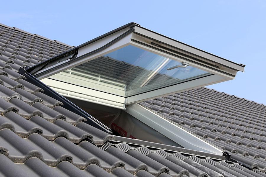 Dachfenster Muenchen 2 - Dachfenster