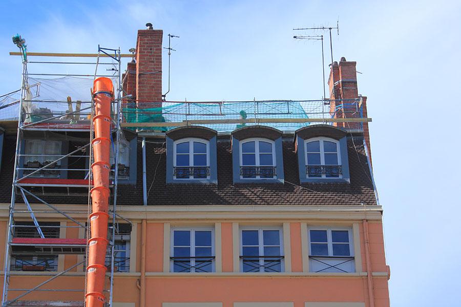 Dachreparatur Muenchen 2 - Dachwartung Dachreparatur