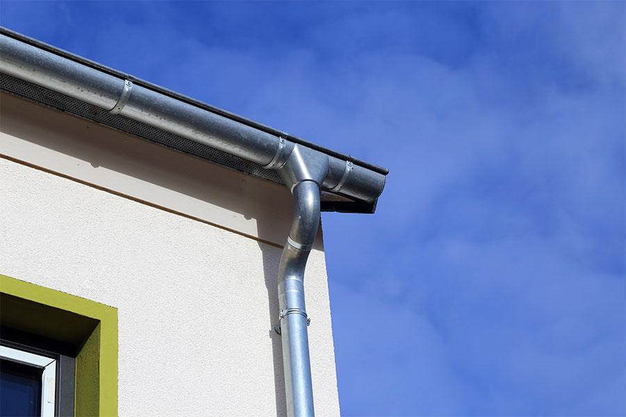 Dachrinnen Dachentwaesserung Muenchen 1 - Dachrinnen Dachentwaesserung