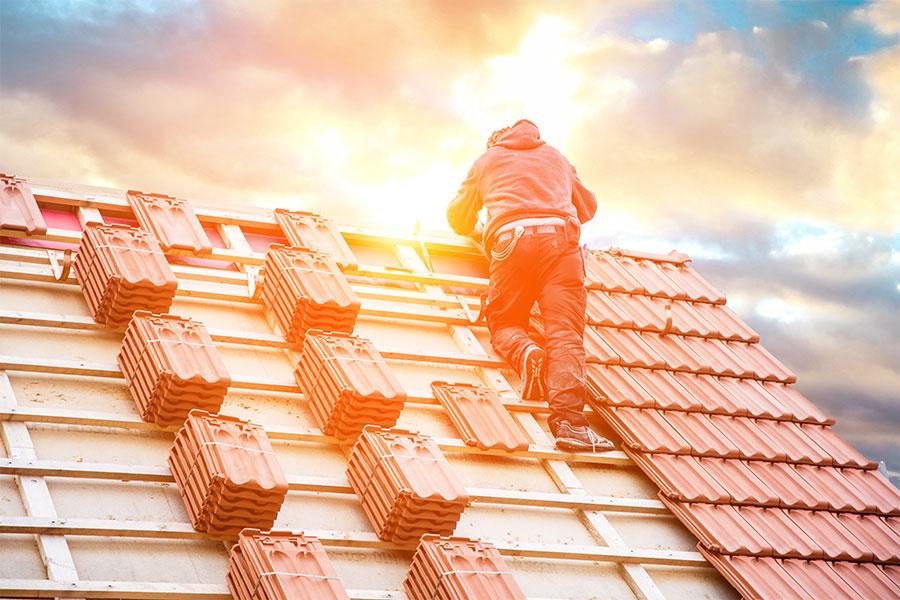 Dachziegel München in 1 - Dacheindeckungen Dachziegel Dachsteine