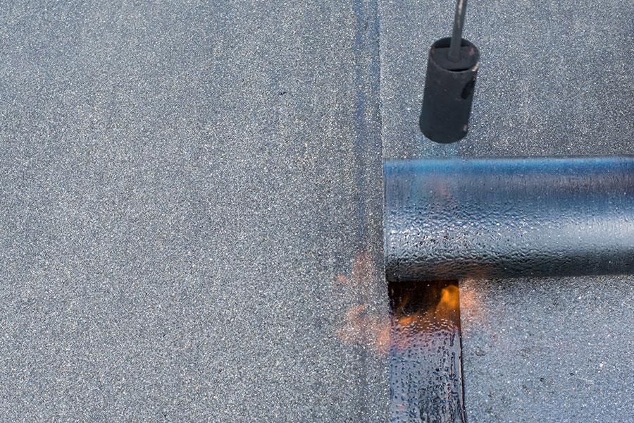 Flachdachdanierung Muenchen 2 - Flachdachsanierung