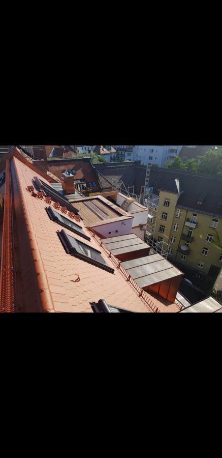 Steildacheindeckung in Muechen 05-1